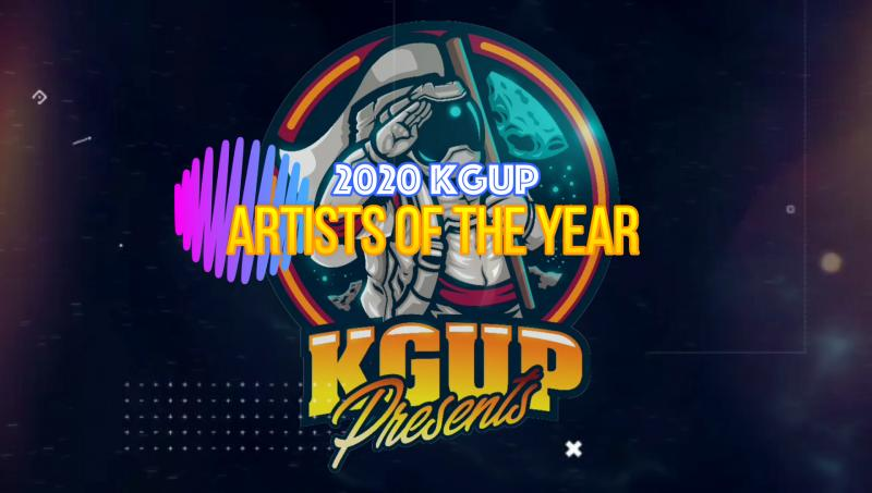 KGUP FM Emerge Radio Announces the 2020 Artists of the Year