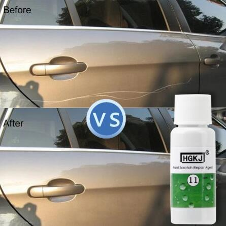 Global Auto Scratch Repair Agent Market Analysis by 2020-2025