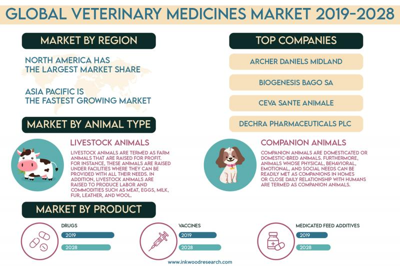 Global Veterinary Medicines Market
