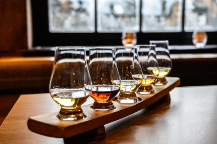 Flavored Whiskey Market