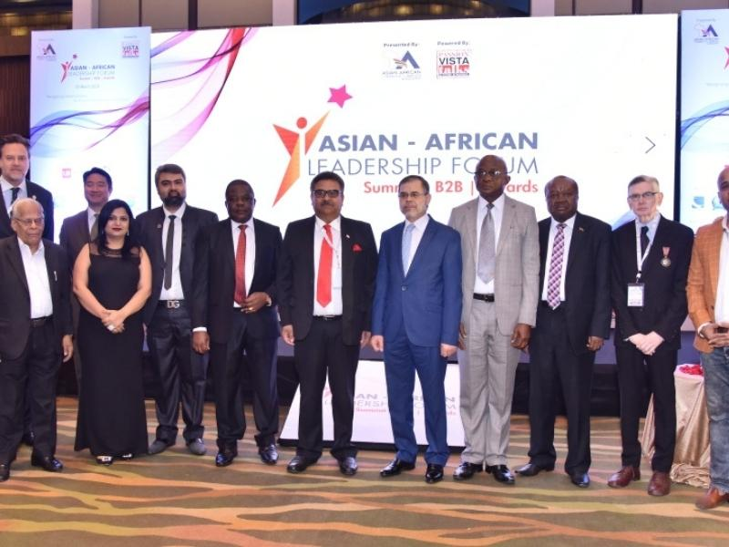 Asian – African Chamber Of Commerce and Industry (AACCI):