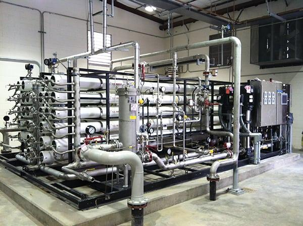 Global Water And Wastewater Treatment Technology Market