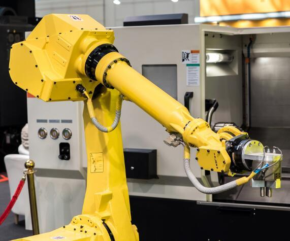 Global Articulated Industrial Robot Market Analysis