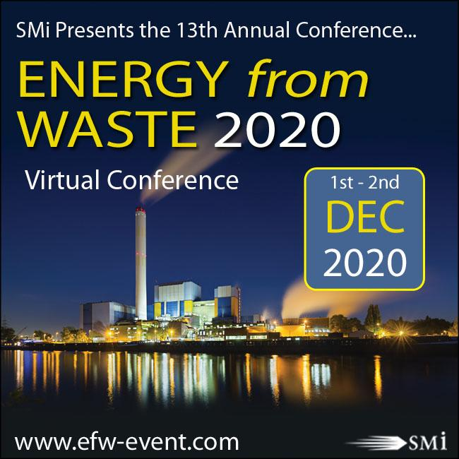 Energy from Waste Virtual Conference 2020