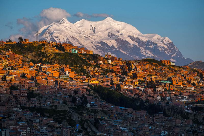 TÖNNJES will produce license plates in the Andes until 2022. Photo: Shutterstock