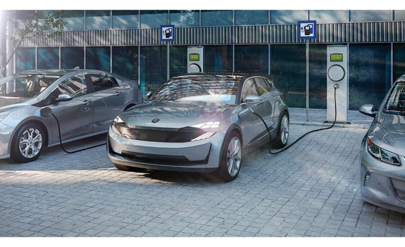 Electric vehicles adhesives