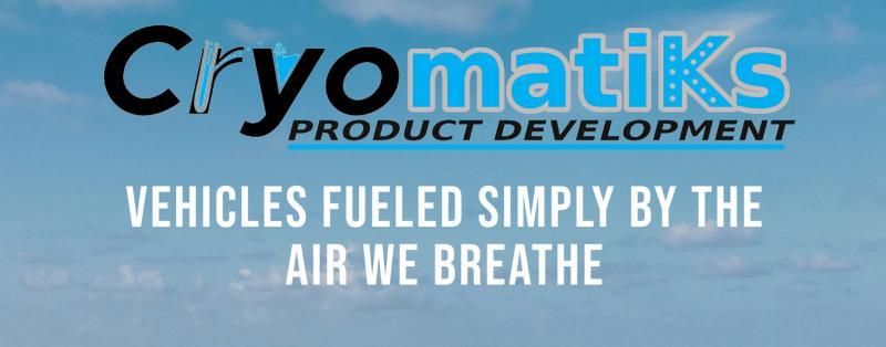 CryomatiKs Zero Emission Wind to Wheels Sun to Wheels