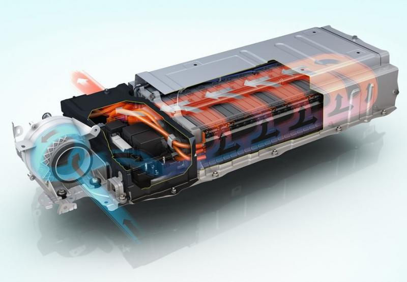 Battery thermal system
