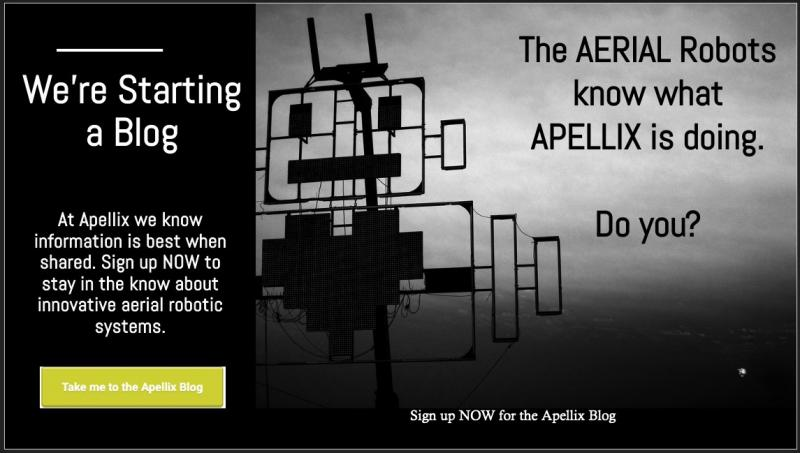 Apellix Blog - Aerial Robots and the War on Corrosion