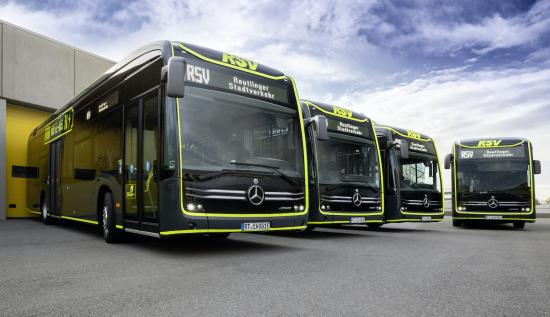 Electric (E)-bus
