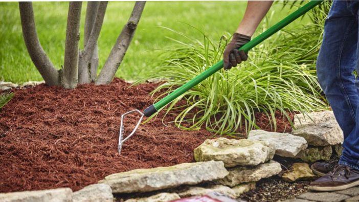 Garden manufactured soil
