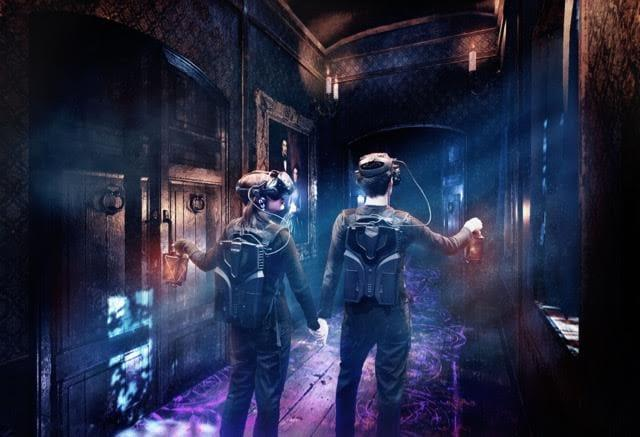 Location-based Virtual Reality