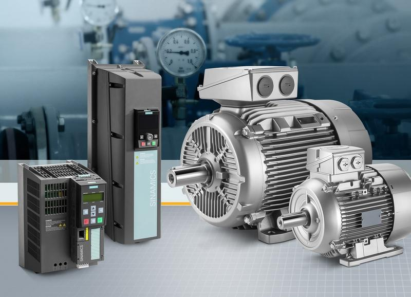 Safety Drives and Motors