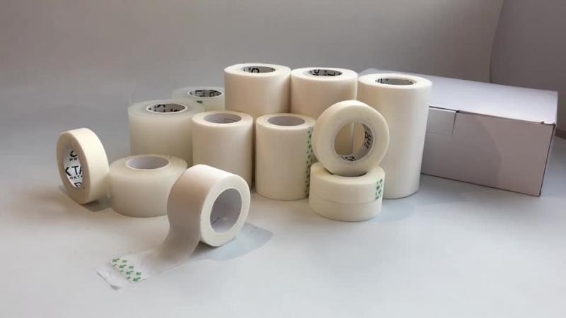 Non Woven Surgical Tape Market
