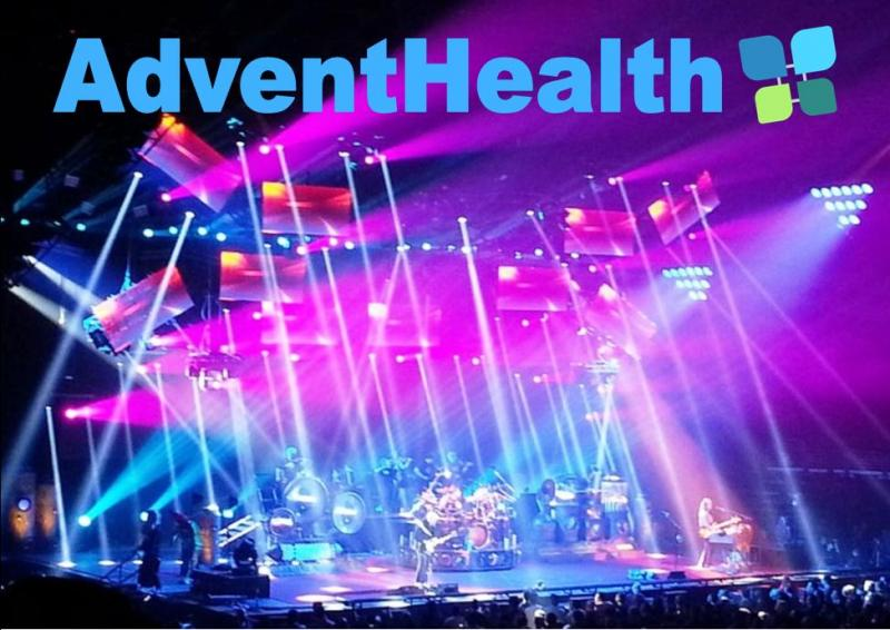 AdventHealth is Selling Tickets from $500 to $250,000 for
