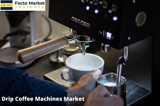 Drip Coffee Machines Market