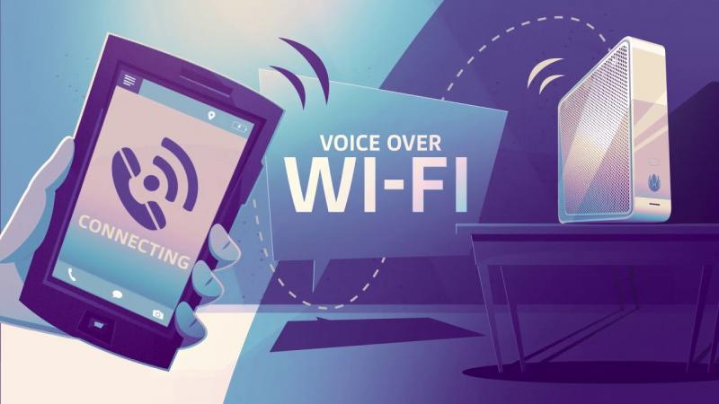 Voice over WiFi (VoWiFi)