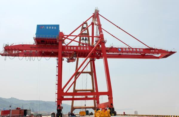 Global Ship-to-Shore Cranes Market Overview Report