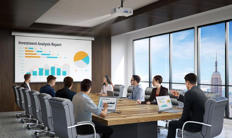 Business Projectors Market