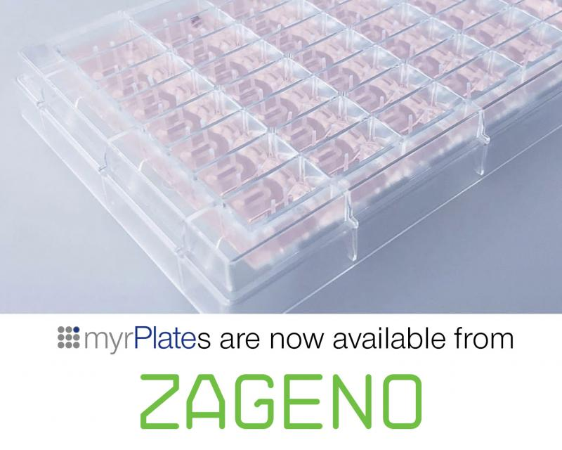 myriamed?s myrPlates are now also available from ZAGENO