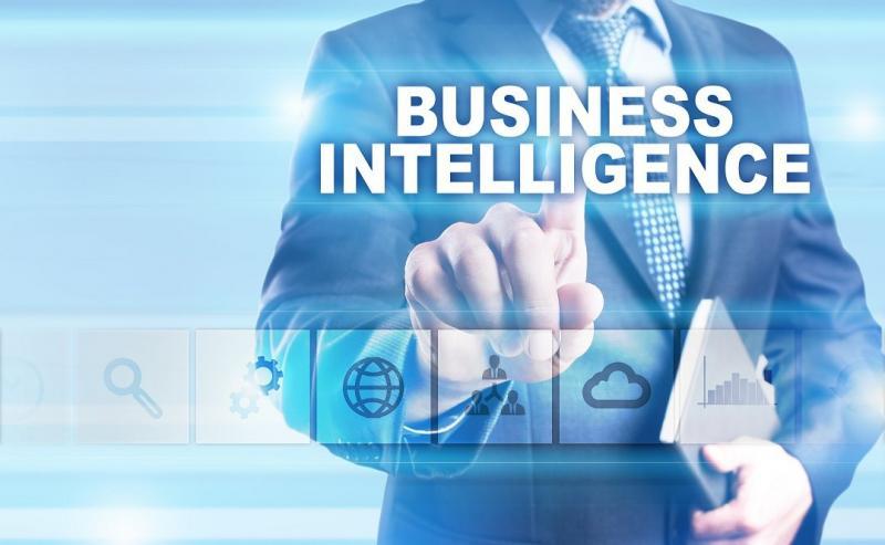 Business Intelligence (BI) and analytics market
