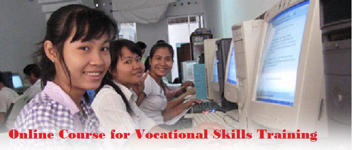 Online Course for Vocational Skills Training Market
