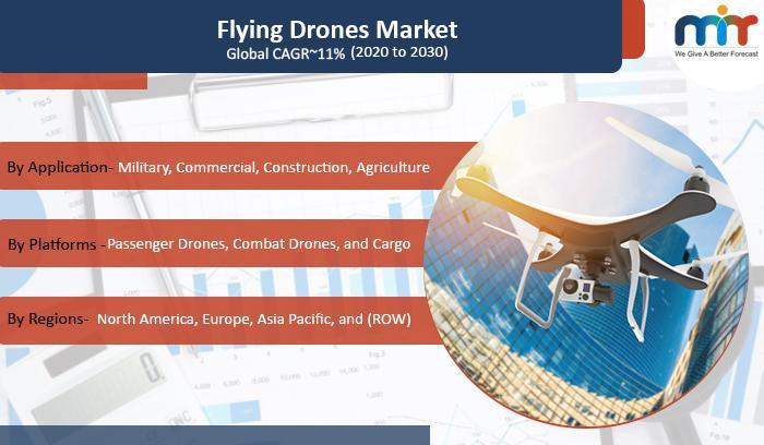 Flying Drones Market