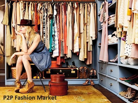 P2P Fashion Market