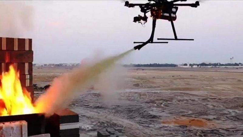 Firefighting Drones Market