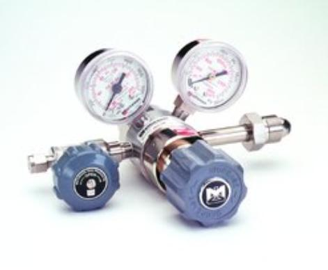 High Purity Single Stage Regulators Market: Competitive