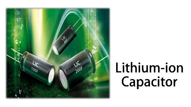Lithium- ion Capacitor Market