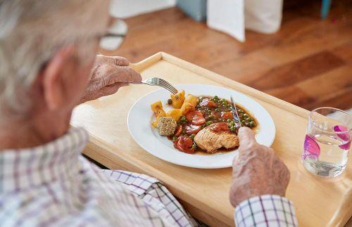 Elderly Nutrition Market