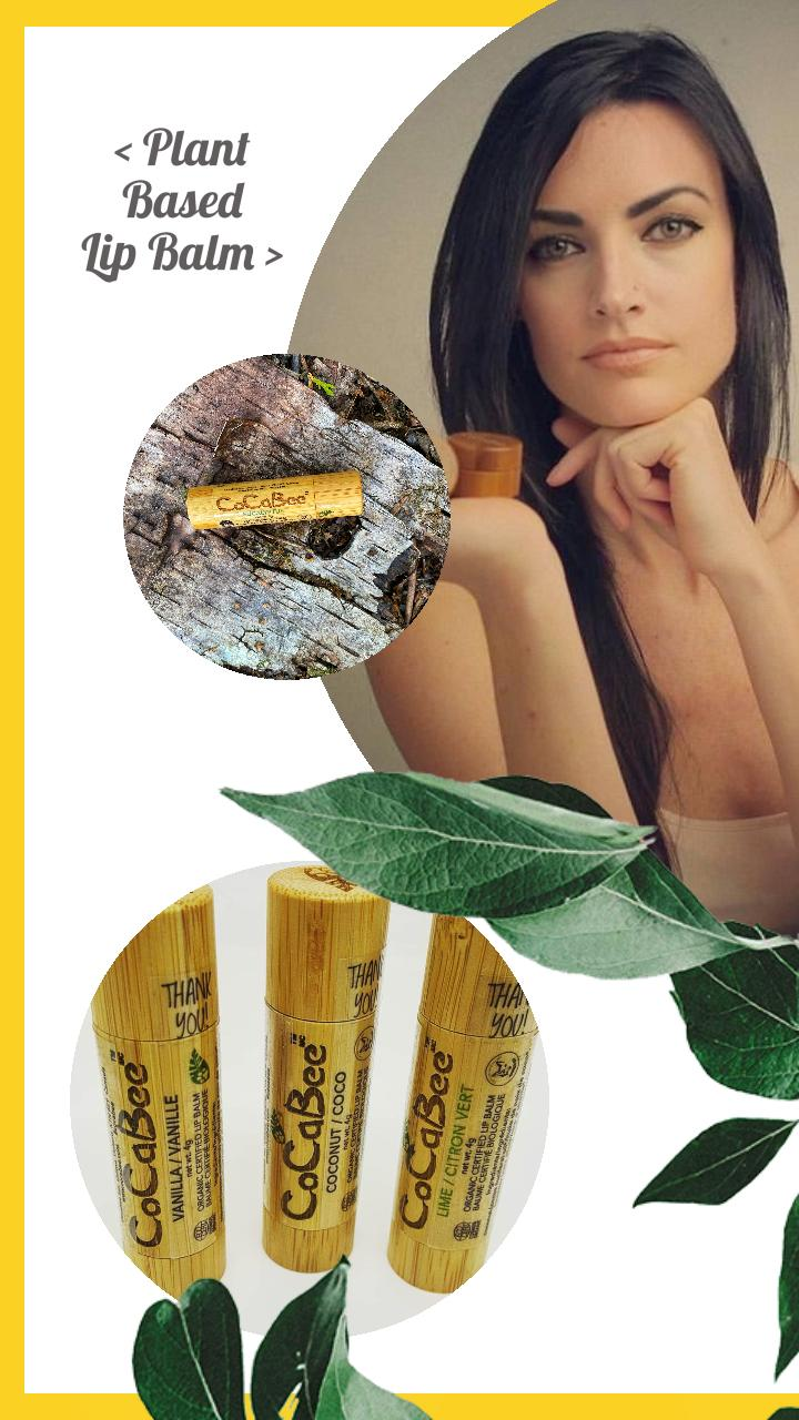 Cocabee All Natural products.
