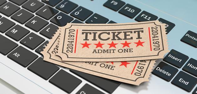 Online Event Ticketing