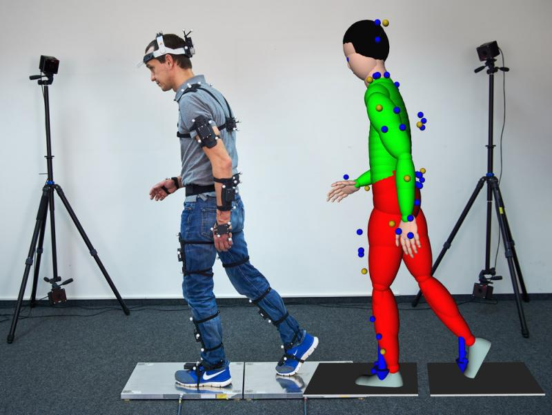 3D Motion Capture System