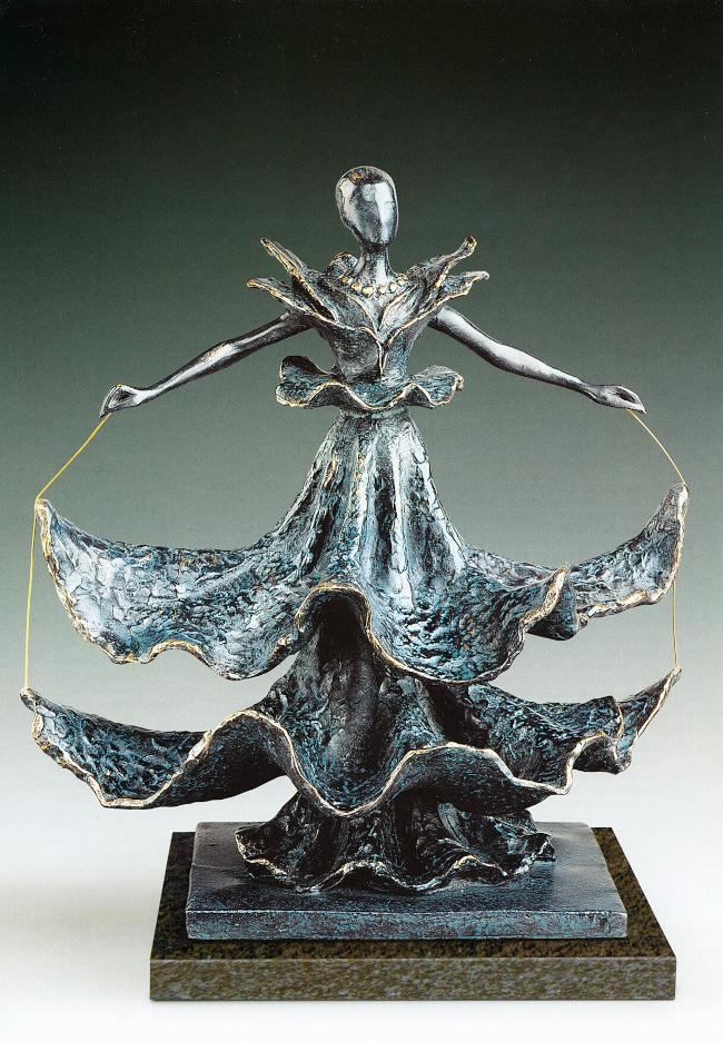 Limited-Edition Bronze Sculptures by Salvador Dali