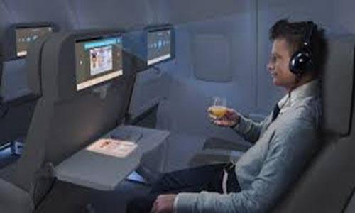 Inflight Entertaiment and Connectivity Market: Competitive