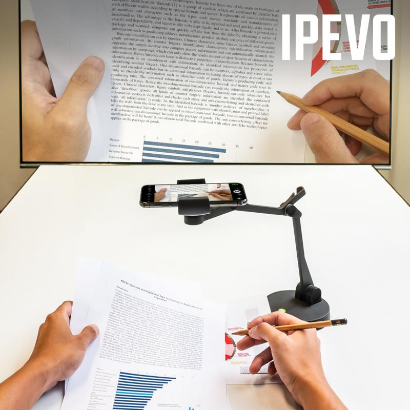 IPEVO Uplift - Multi-angle Arm for Smartphones
