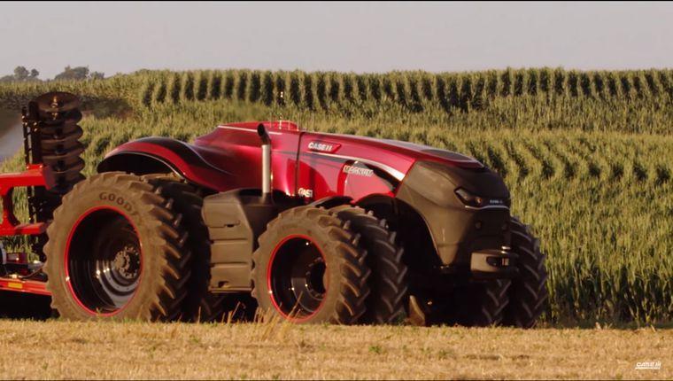 Autonomous Tractor Market