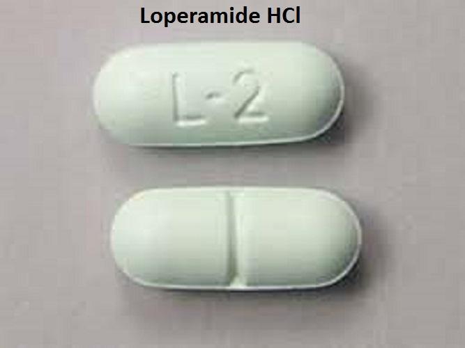 Loperamide HCl
