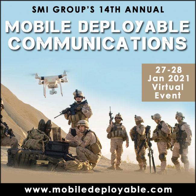Mobile Deployable Communications 2021