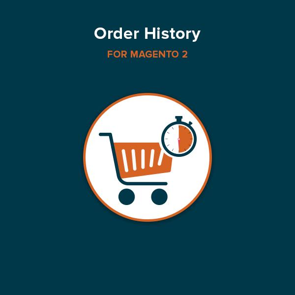 MageAnts Magento 2 Order History Extension For Magento 2 Store