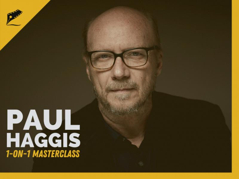 The Golden Script Competition Partners with two-time Oscar-winner Paul Haggis