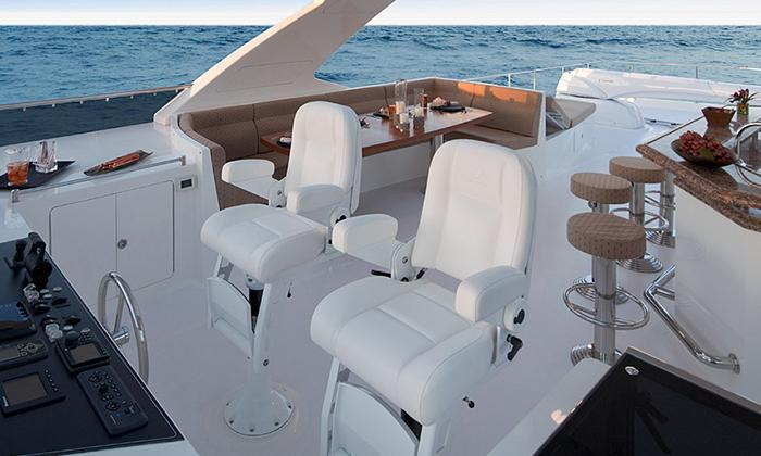 Marine Seats Market 2027