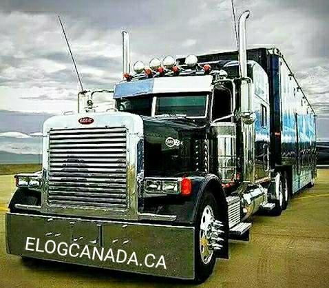Electronic Logging Device Canada