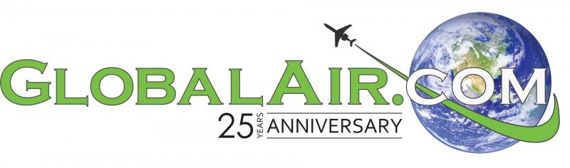 """On December 14, 2020, GlobalAir.com celebrated 25 years of """"Connecting the Aviation Industry"""" even through a global pandemic."""