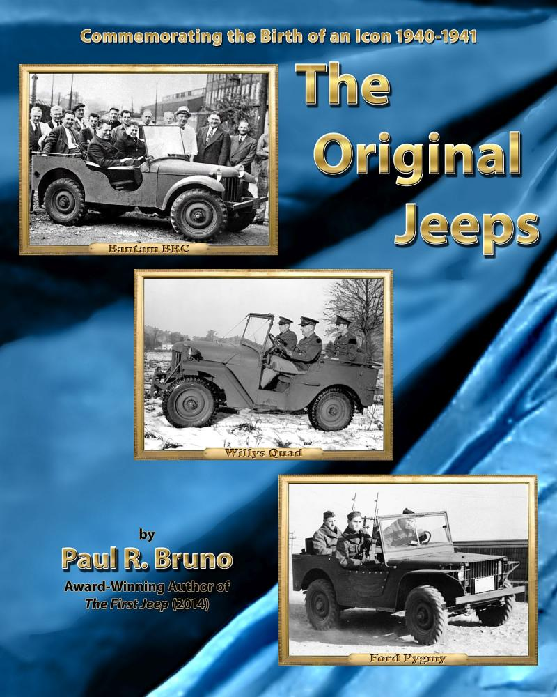 The Original Jeeps now in Kindle Format