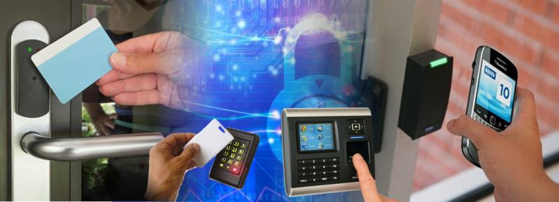 Access Control System Market Size Worth $15.62 Billion By 2027