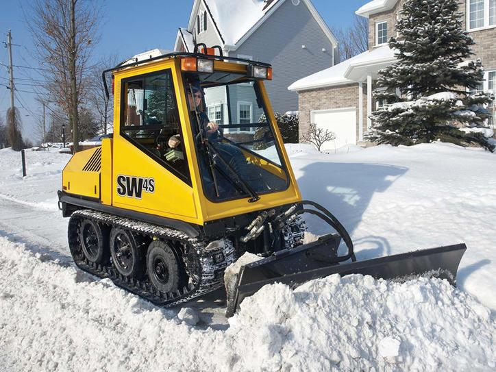 Global Snow Clearing