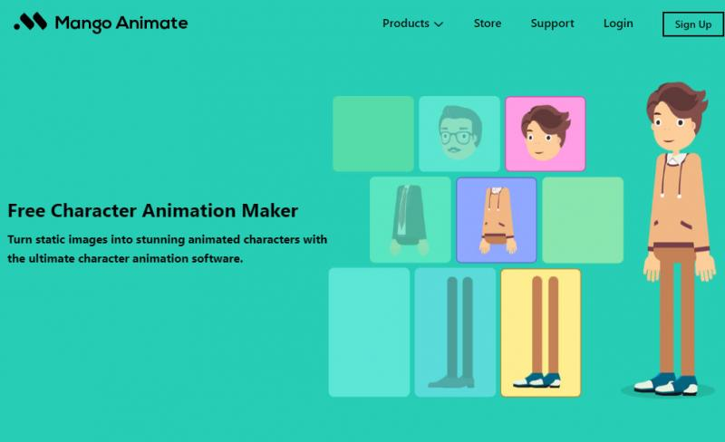 The Free 2D Character Animation Maker Will Be Launched by Mango